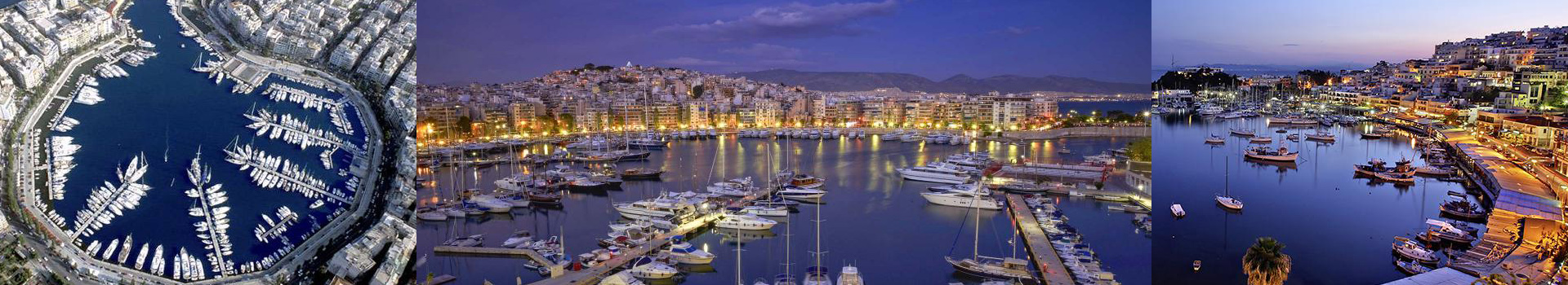 Pireaus City marina